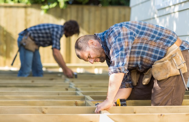 aménager terrasse en bois