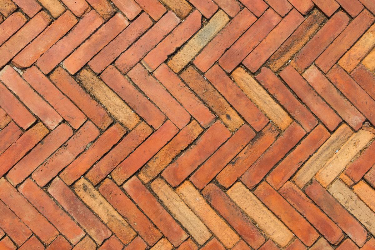 briques en céramique