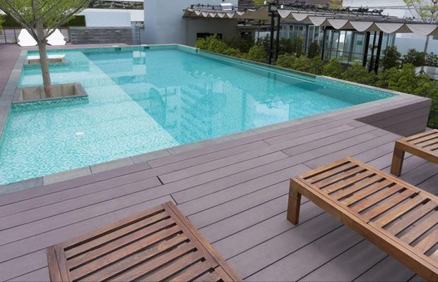 planches de composite terrasse