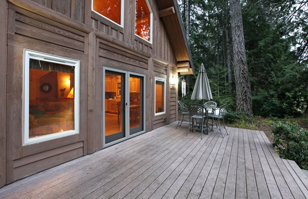 planches de terrasse bois thermique