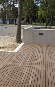planches Thermowood
