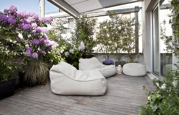 toiture terrasse bois